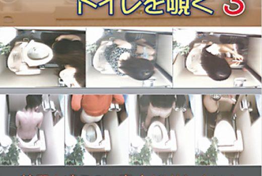ピンホールカメラでトイレを覗く3